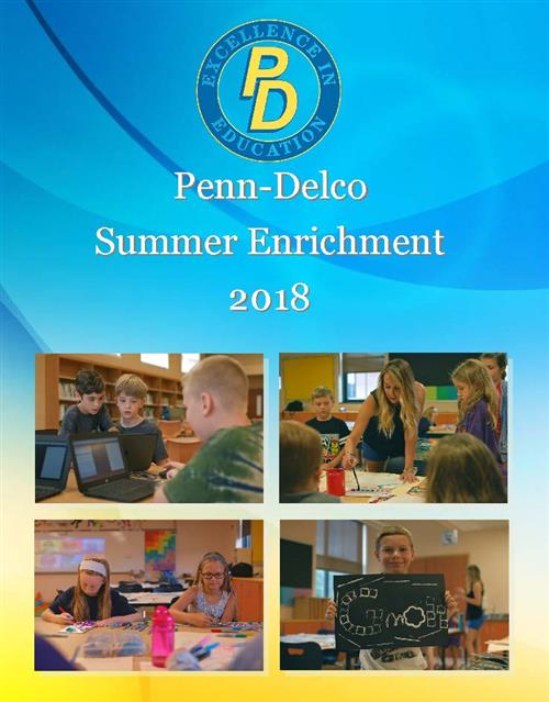 Summer Enrichment 2018