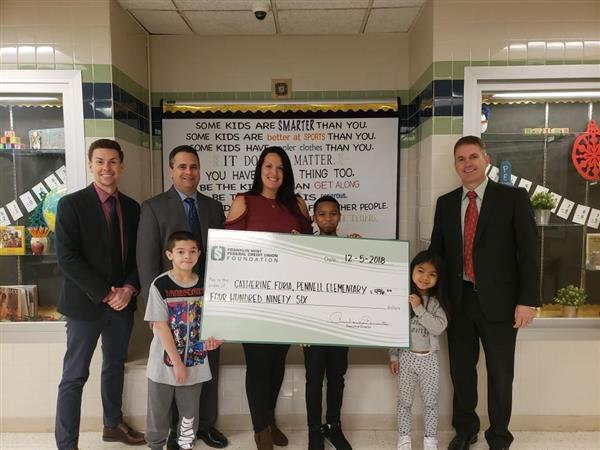 Pennell Elementary: A special grant for a special mission