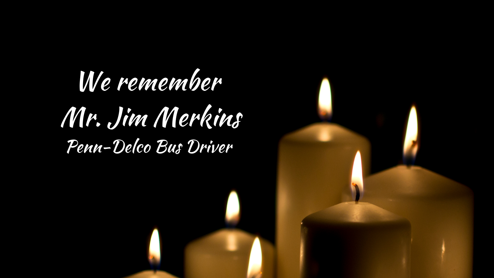 In memoriam Jim Merkins