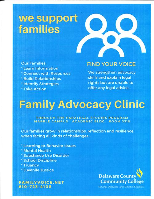 Family Advocacy Clinic