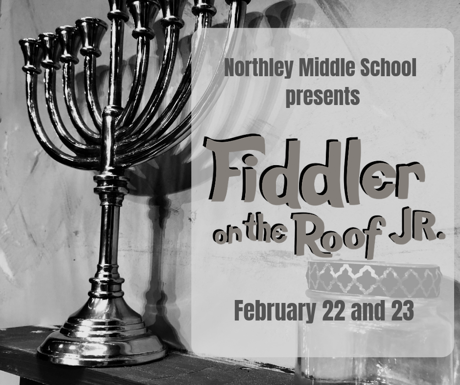 Join us for Fiddler on the Roof, Jr