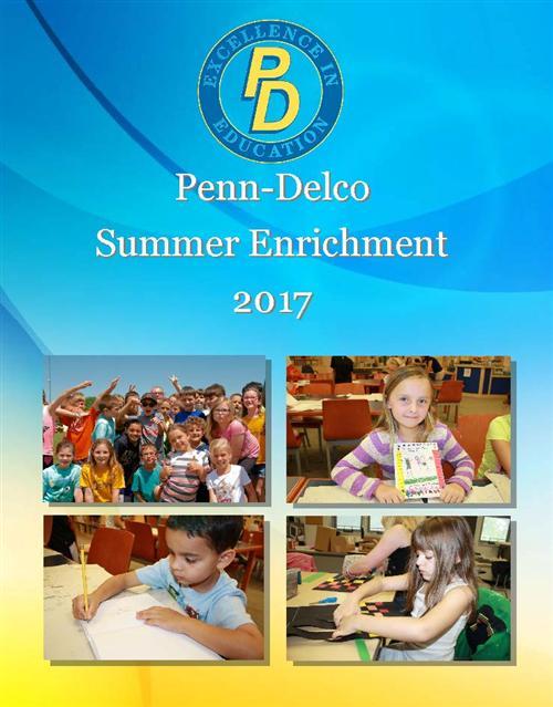 PDSD Summer Enrichment 2017