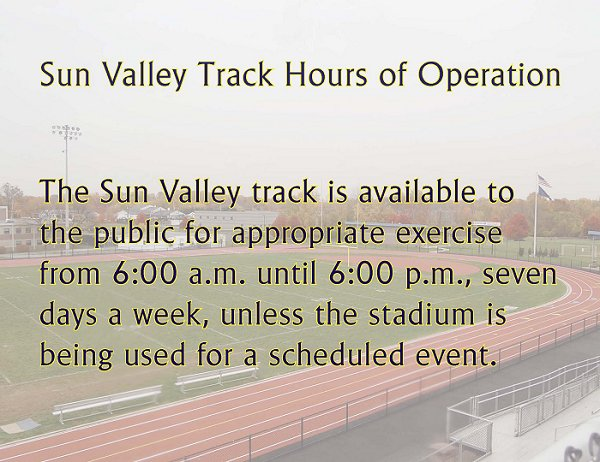 Track Hours