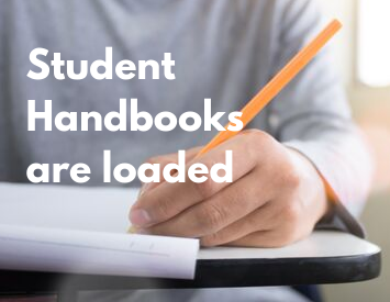 Review your student handbook