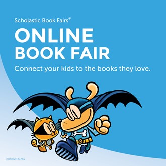 Parkside Virtual Scholastic Book Fair