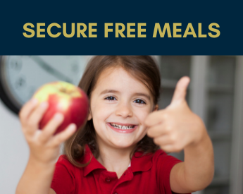 Free meals available