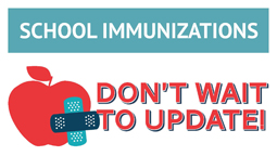 NEW SCHOOL VACCINATION REQUIREMENTS