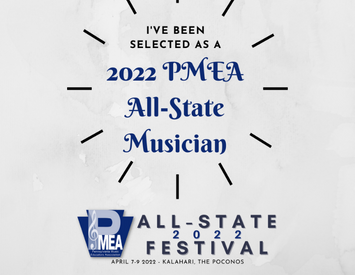 PMEA district selections